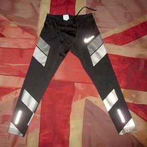 Nike DryFit Running tights - Large